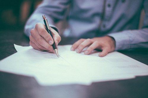 Registration or Renewal